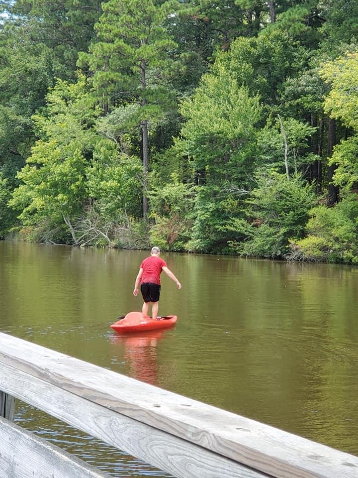 Youth Lake Day 4