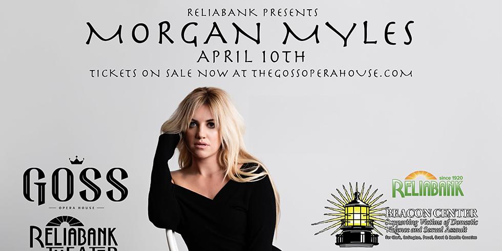 Reliabank Presents Morgan Myles