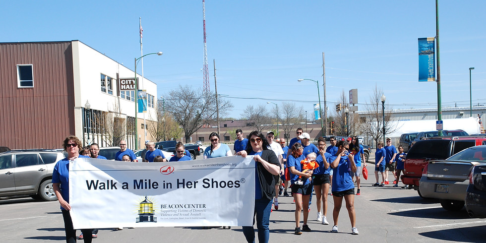 7th Annual Walk a Mile in Her Shoes