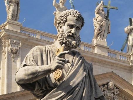 VIII - Is the Pope Catholic?