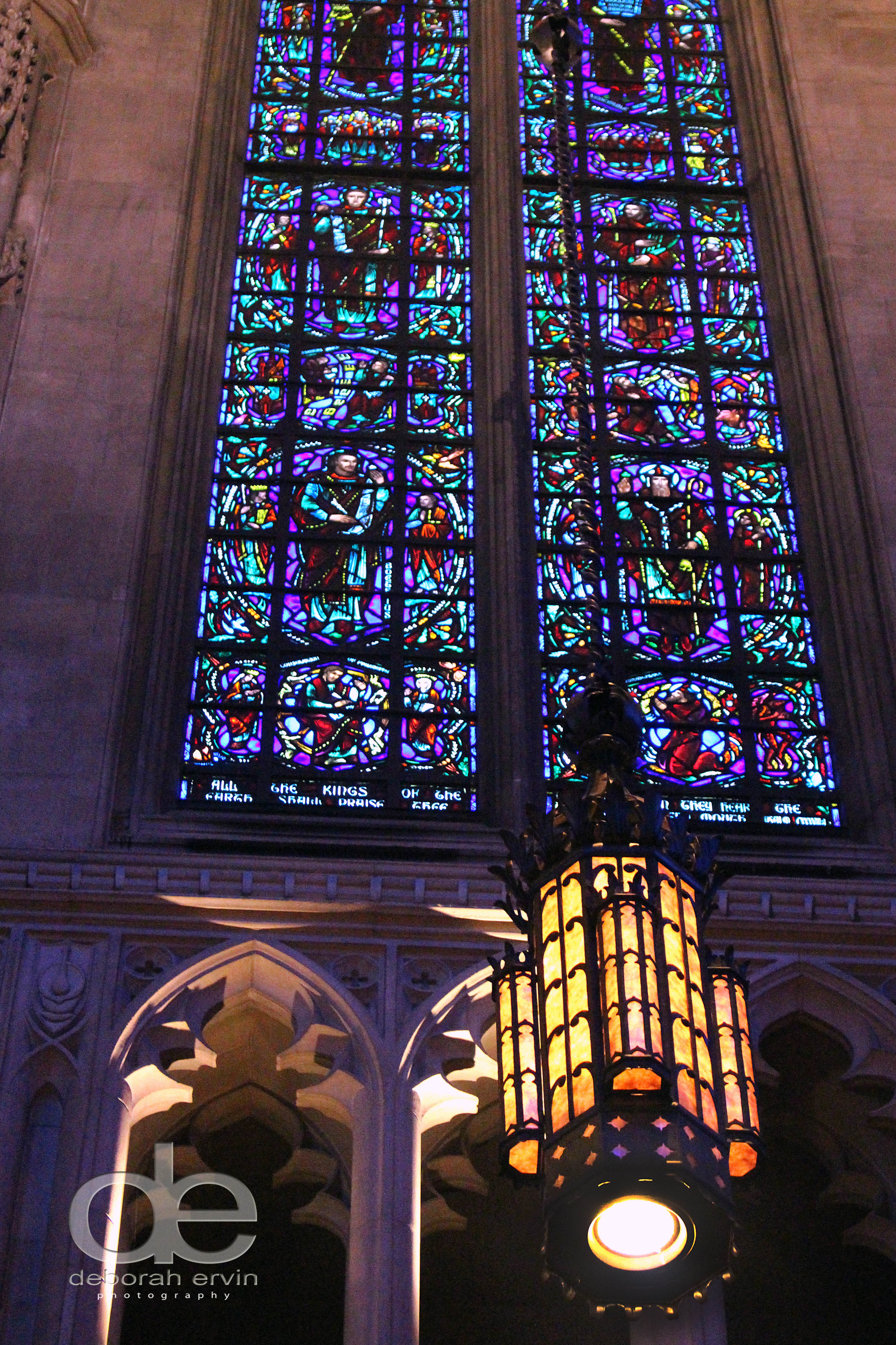 Detail, Heinz Chapel
