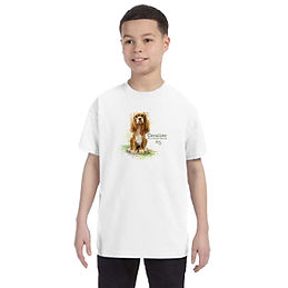 Basic Youth T-Shirt with custom image