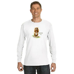Long Sleeve Unisex T-Shirt with custom image