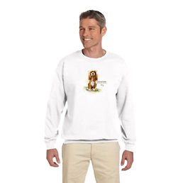 Unisex Crewneck Sweatshirt with custom image