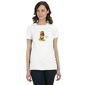 Juniors T-Shirt with custom image