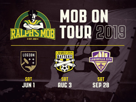 #MobOnTour: Announcing Ralph's Mob 2019 Roadtrips