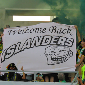Welcome Back vs. Puerto Rico FC