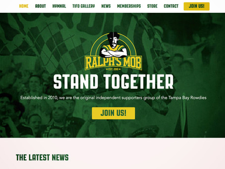 Welcome to the All-New Ralphsmob.com!