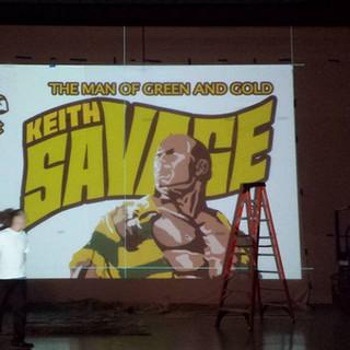 Making of Savage #100
