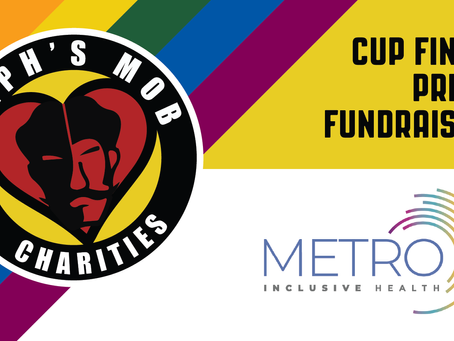 Cup Final Pride Fundraiser!