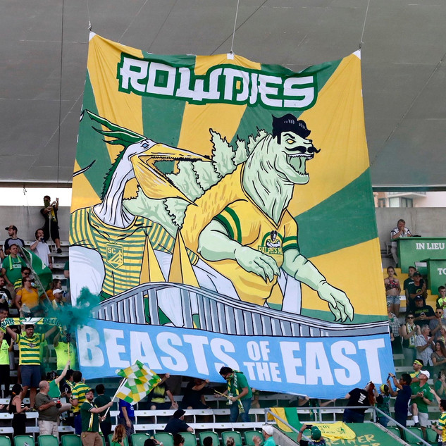 """Beasts of the East"""