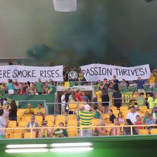 Where the Smoke Rises