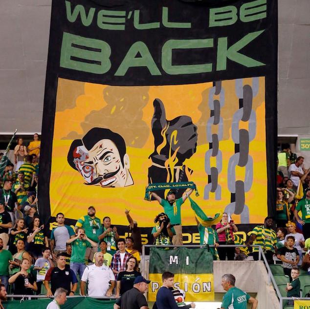 We'll Be Back - 2018 Season Finale