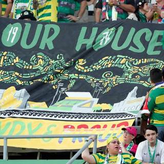 """""""Our House, Rowdy and Proud"""""""