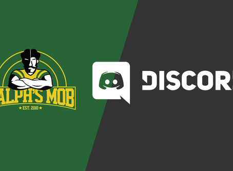 Announcing a new way to stay connected - The Ralph's Mob Discord Server