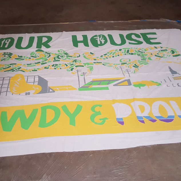 """Making of """"Our House, Rowdy and Proud"""""""