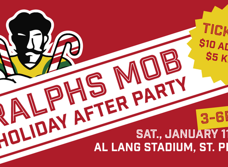 2020 Ralph's Mob Holiday After Party Picnic