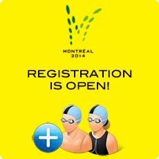 FINA World Masters Registration