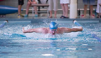 Masters Swimming Manitoba