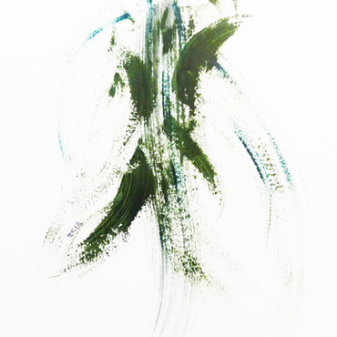 Abstract ARI - 65x50cm, 2020
