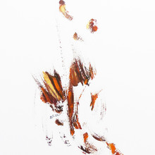 Abstract ARA - 65x50cm, 2020