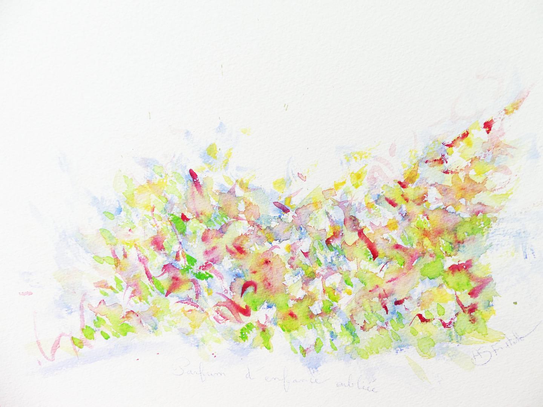 Enfance - 31x41cm, 2020