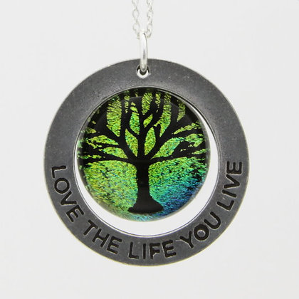 Love the Life you Live Pendants wholesale