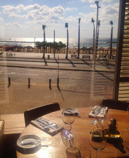מסעדת רפאל נוף לים