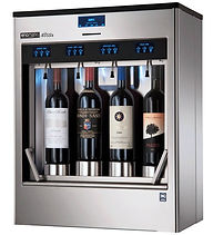 elite dispensador vino 4 botellas