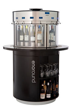 enround dispensador vino 16 botellas