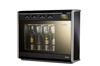 flute dispensador champagne
