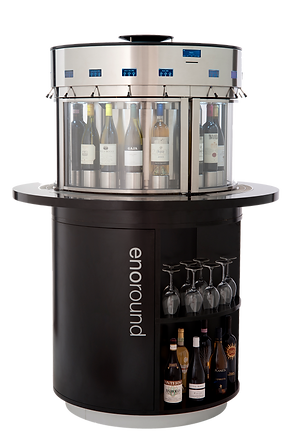 dispensador de vino enomatic