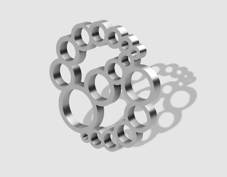 45rpm adaptor - crop circle 3