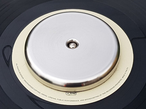 Stainless Steel Record Turntable Stabilizer