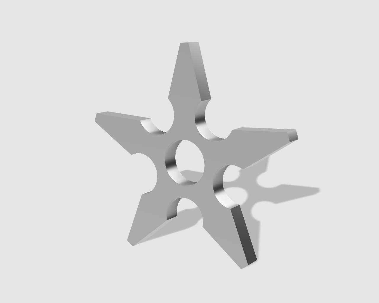 45rpm adaptor  - star