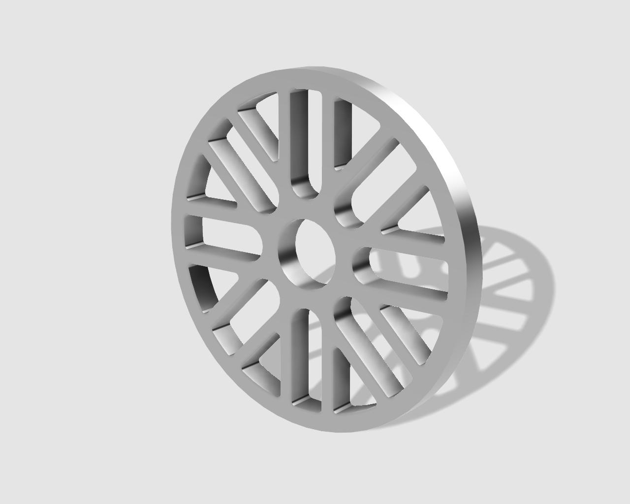 45rpm adaptor - design 18