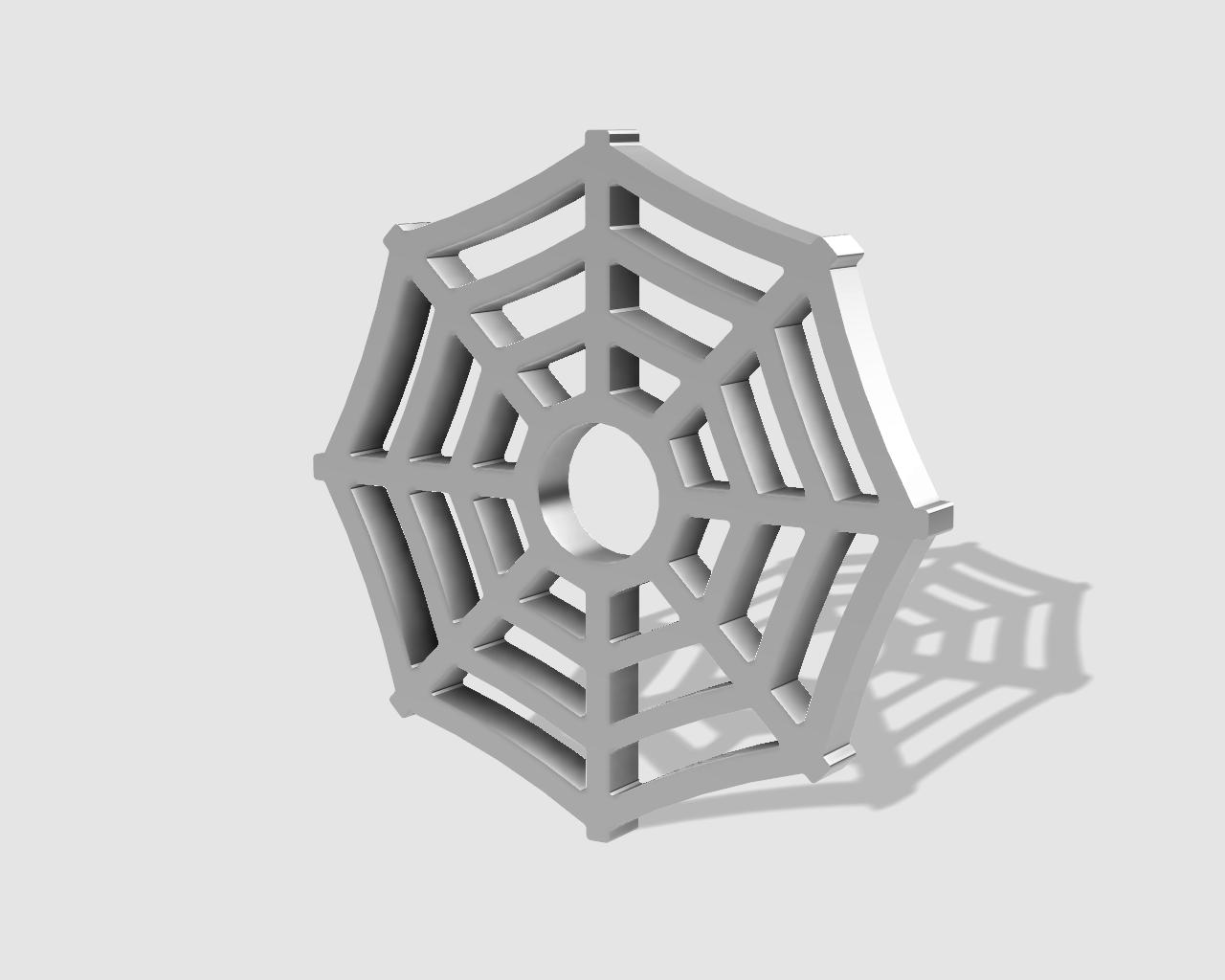 45rpm adaptor - spiders web