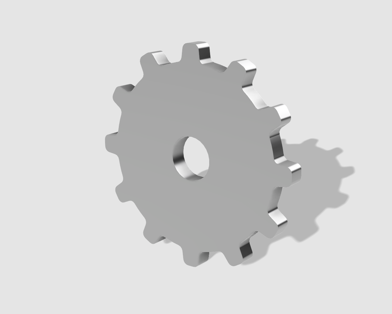 45rpm adaptor - gear