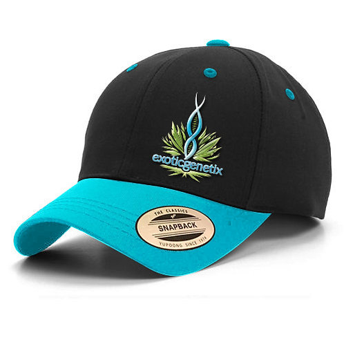 Exotic Blue Hat