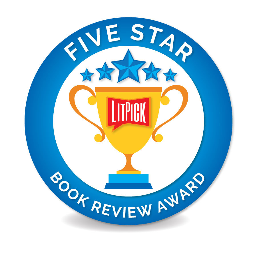 Five star book review award