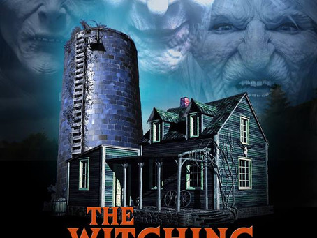 Cover Art Reveal - The Witching Well