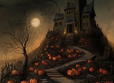 S.D. Reads: Halloweenland by Al Sarrantonio