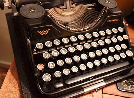 Why A Typewriter Could Make You A Better Writer