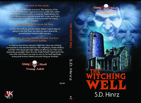 JC Phelps Featured Book - The Witching Well