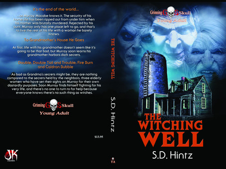 Full Cover Wrap for The Witching Well