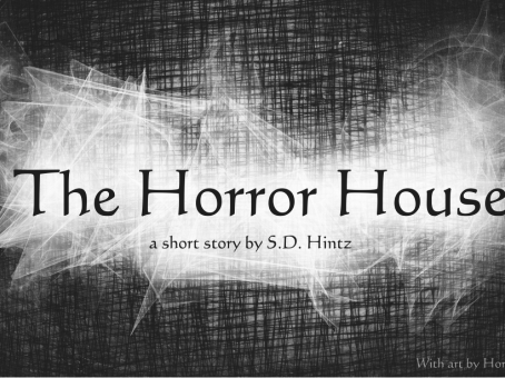 My Free Short Story on Horrormade