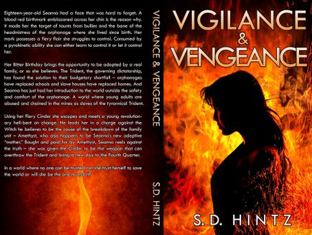 Full Cover for Vigilance & Vengeance