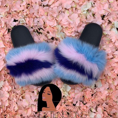 Colorful Fur Slides