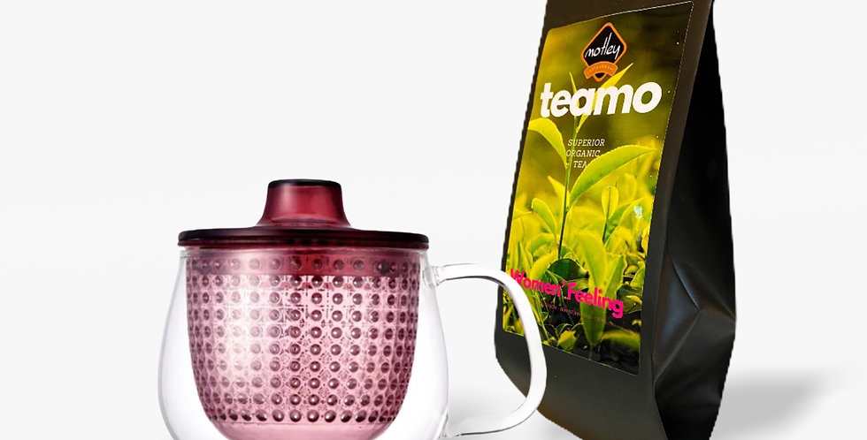 Preparation mug & Tea