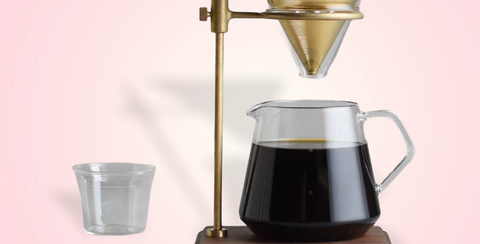 Brewer stand set 4cups
